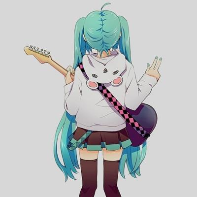 Miku Hatsune images HATSUNE MIKU fond dcran and - Anime Girl Hairstyles