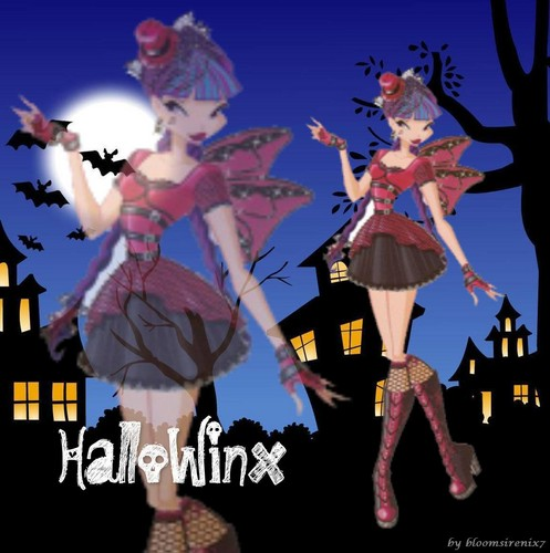 HalloWinx wallpaper