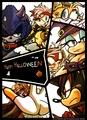Halloween for sonic