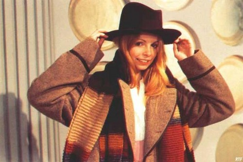 Happy Birthday Lalla Ward!