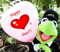 Happy Heart's Day! Mwaaaaaah!  - kermit-the-frog photo