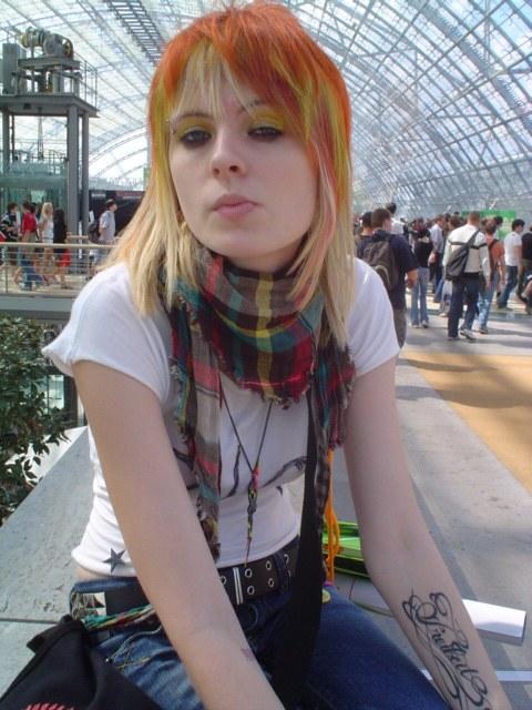 Hayley Cosplay