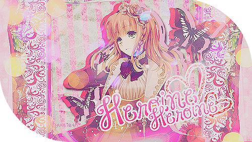 Heroine ❤
