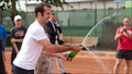 How sprayed Radek Stepanek .. - youtube photo
