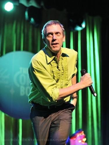 Hugh Laurie in Gateshead 23.06.2013