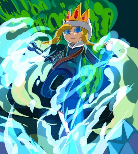Ice Finn.