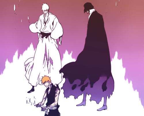 Ichigo & Zangetsus