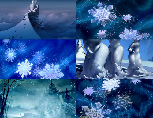 If Frozen was Traditionally Animated