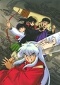 Inuyasha and friends - inuyasha photo