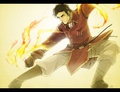 Iroh - avatar-the-legend-of-korra fan art