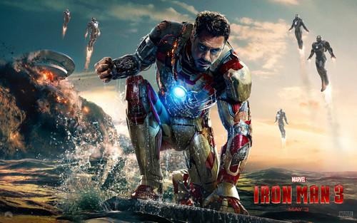 Iron Man 2&3