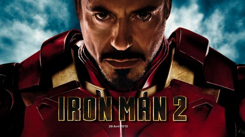 Iron Man The Movie wallpaper possibly with anime titled Iron Man 2&3