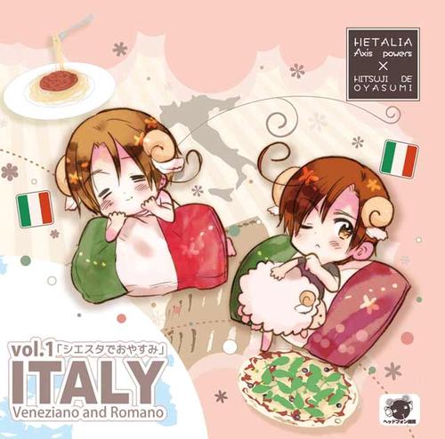 Italy! ^^