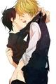 Izaya and Shizuo (Durarara!!)
