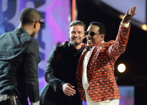 JT at BET Awards 2013