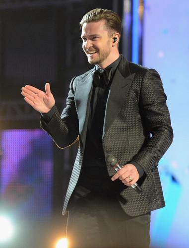 JT at BET Awards 2013