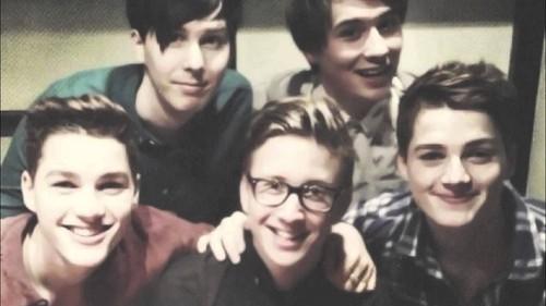 Jack & Finn & Youtubers