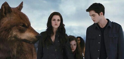 Jacob and The Cullens