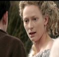 Jadis is told by Edmund that Aslan has an army.