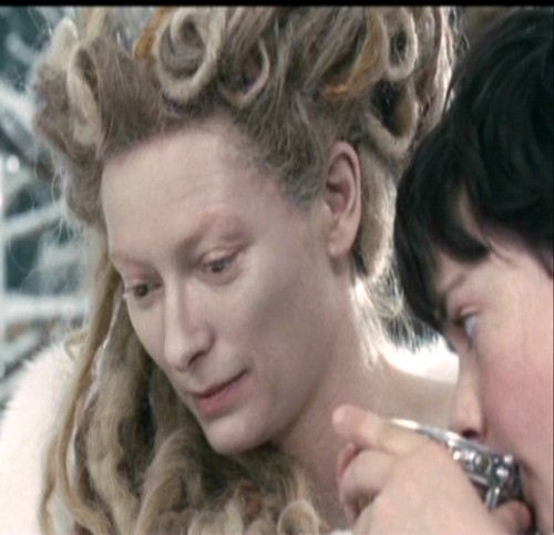 Jadis thinking of what to do with Edmund.