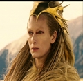 Jadis watching the first wave of her army in battle. - jadis-queen-of-narnia photo
