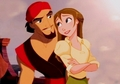 Jane and Sinbad