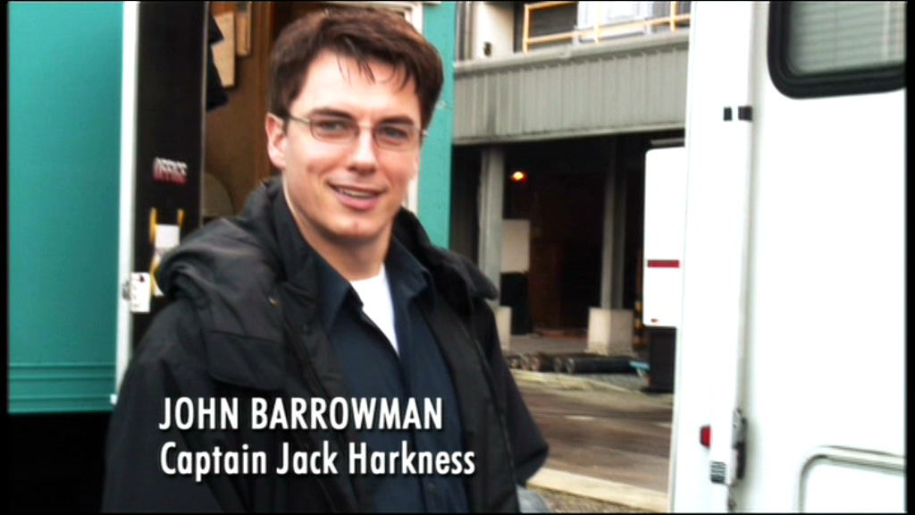 John Barrowman - Captain Jack Harkness - Doctor Who Photo ...