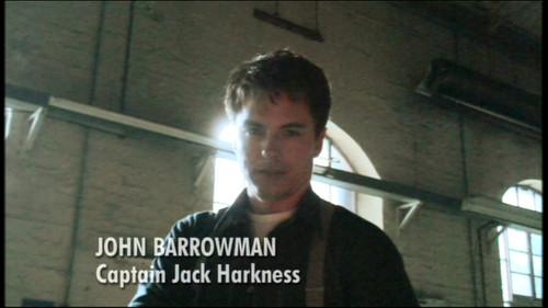 John Barrowman - Captain Jack Harkness