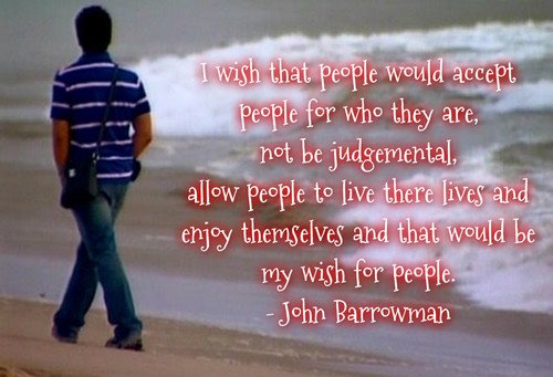 John Barrowman quote