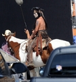 "Johnny Depp as Tonto (""The Lone Ranger"") - johnny-depp photo"