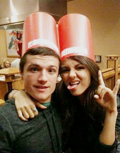 Josh & Victoria Justice