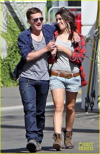 Josh & his girlfriend Claudia