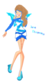 June Diamonix - winx-club-ocs fan art