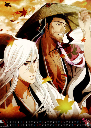 Jushiro / Shunsui - Bleach Anime Photo (34869380) - Fanpop
