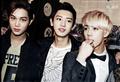 Kai, Chanyeol & Sehun