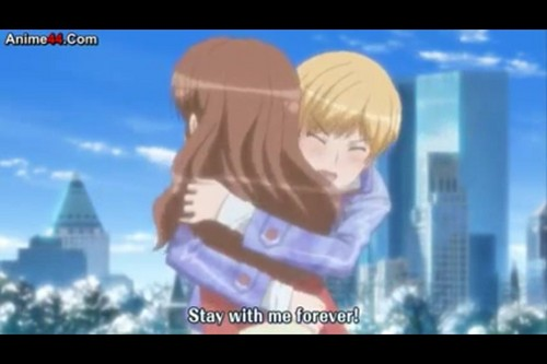 Kashino and Ichigo