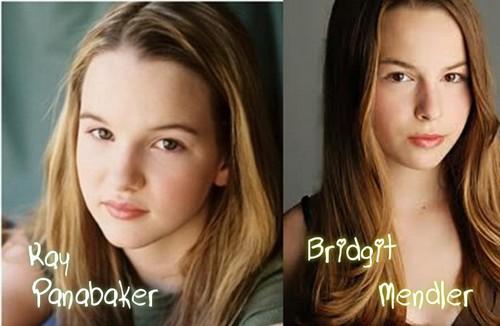 Kay Panabaker looks like Bridgit Mendler