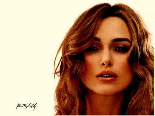 Keira Knightley wallpaper containing a portrait called Keira Knightley wallpaper