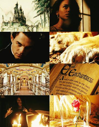 Kennett AU Dark!Beauty and the Beast