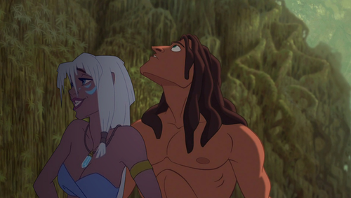 Kida/Tarzan