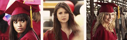 The Vampire Diaries - Graduation - 4.23