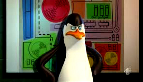 Kowalski is not amused