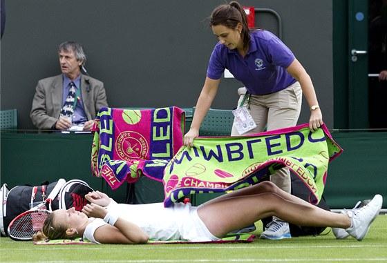 Kvitova Wimbledon 2013