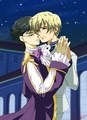 Kyoya and Tamaki (Ouran)