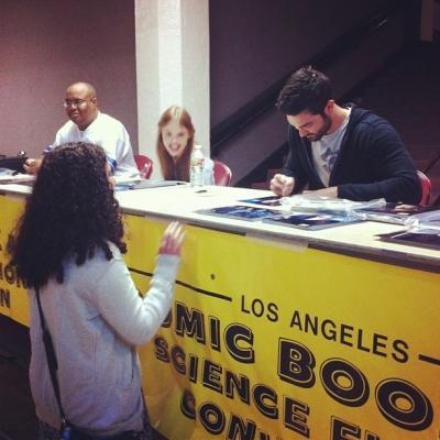 LA Comic Book & Sci-Fi Con