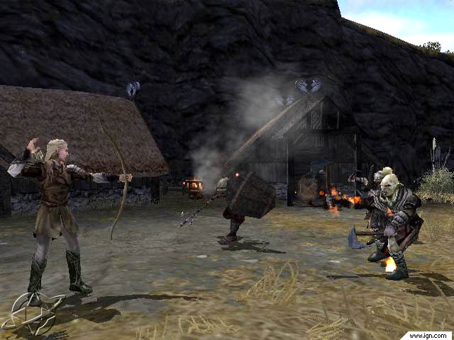 Lord Of The Rings Images Lotr The Two Towers Video Game