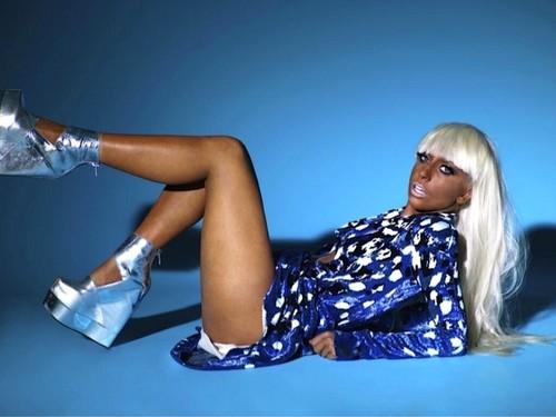 Lady Gaga 의해 Mario Testino (2009)