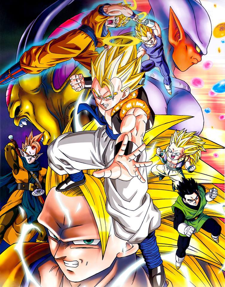 Dragon ball z images last oav hd wallpaper and background - Images dragon ball z ...