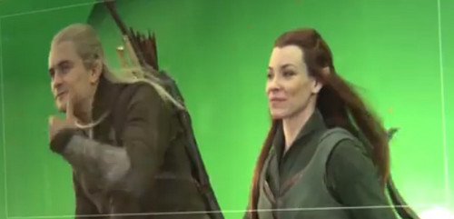 Legolas - The Desolation of Smaug (Production Diary 11)