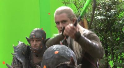 Legolas - The Hobbit: The Desolation of Smaug (Live Event Excerpt)